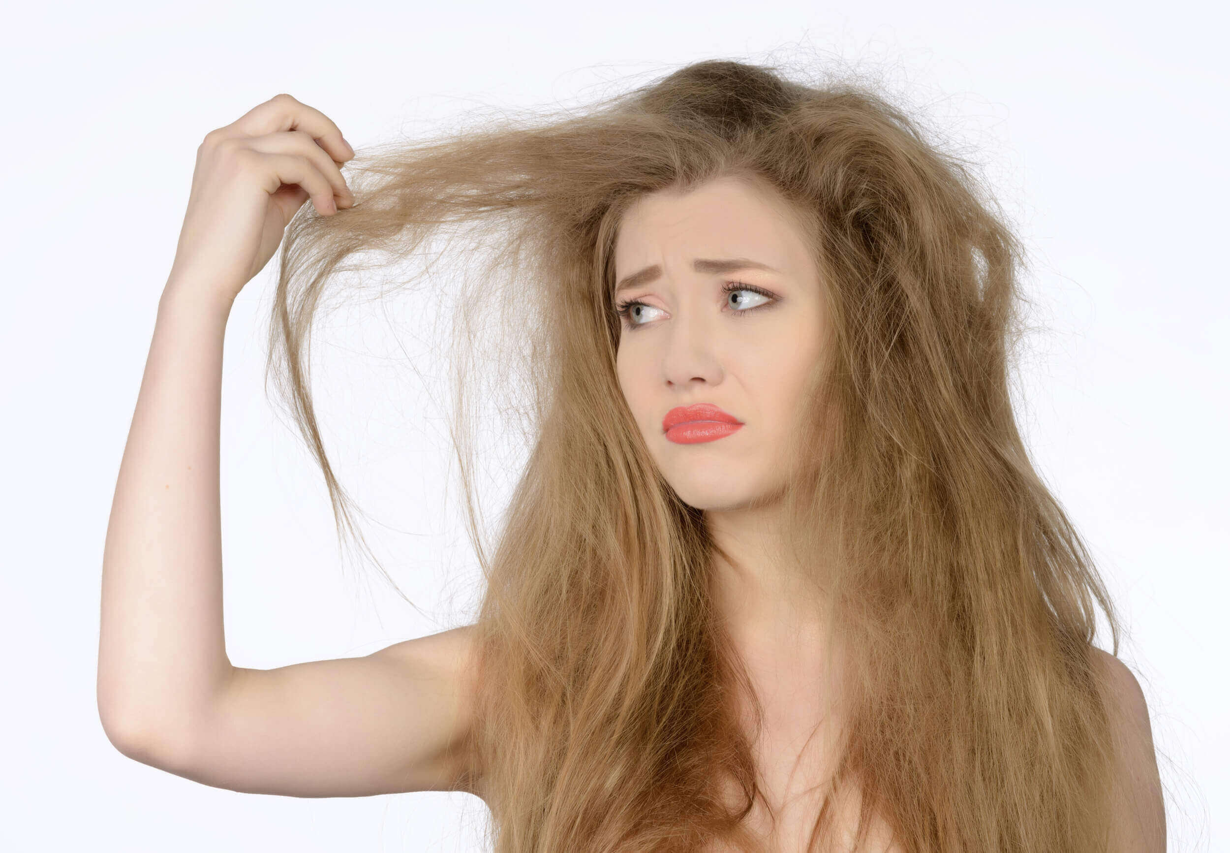 乾性髮質應該如何護理?
