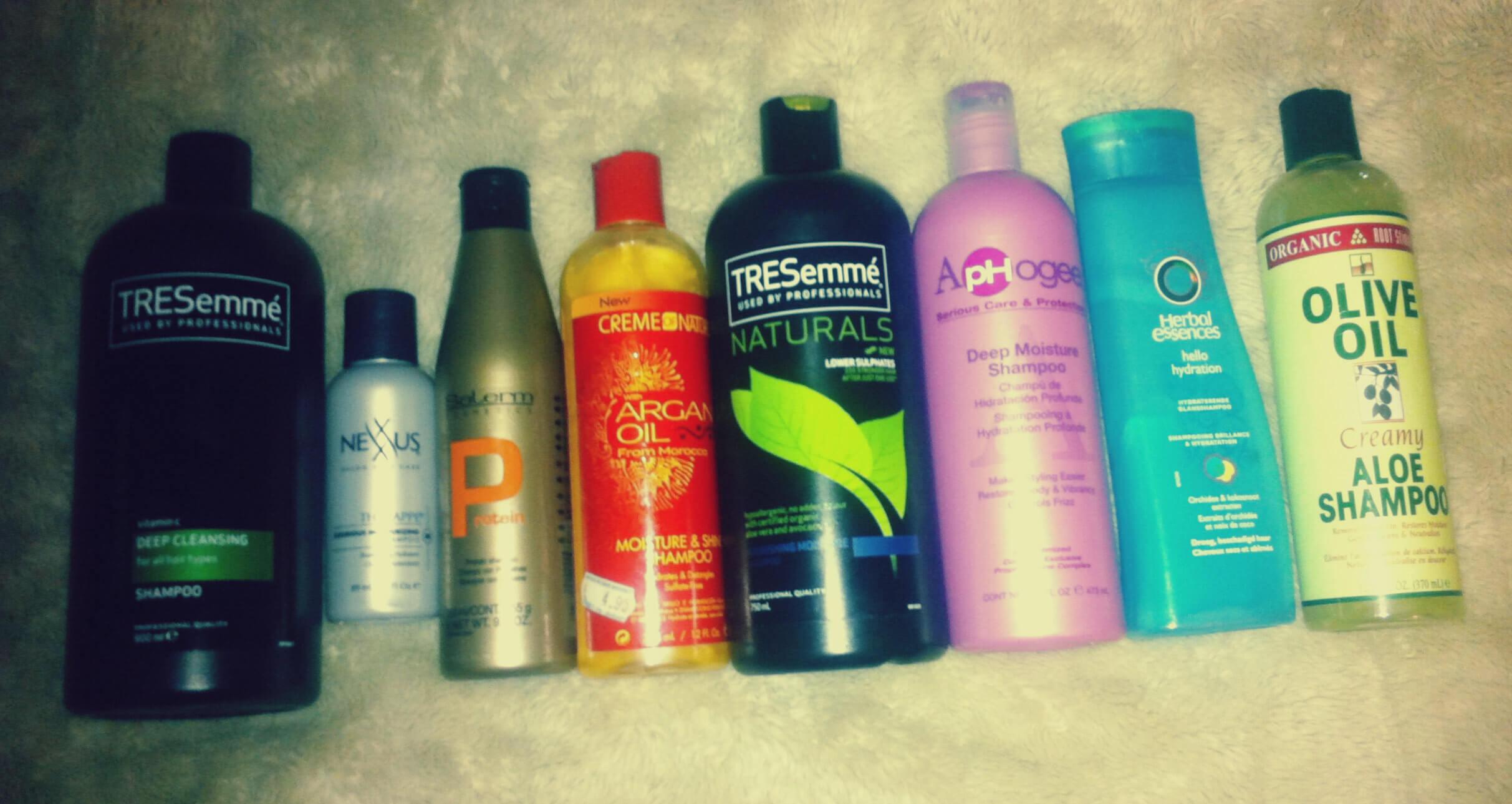 如何選擇適合自己的洗髮精?