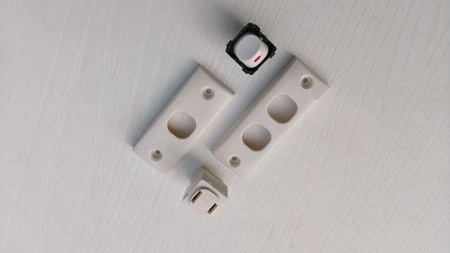 電源插座/電源開關/開關面板(一孔)/開關面板(二孔)