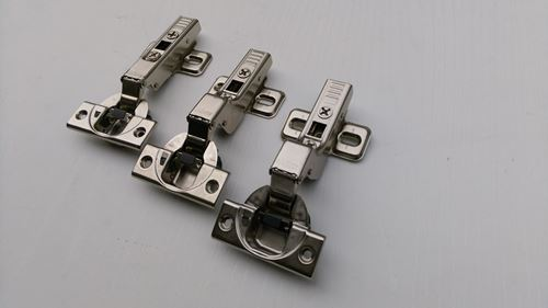 blum 內建緩衝鉸鏈六分/三分/入柱 厚門